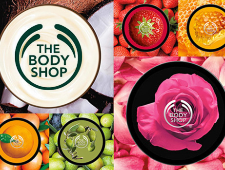 SAVE a HUGE 25% OFF Full price at Body Shop!