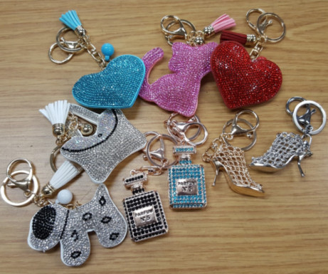 Pretty Little Handbag Charms