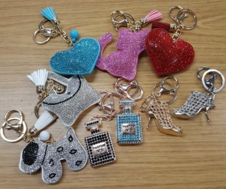 Pretty Little Handbag Charms