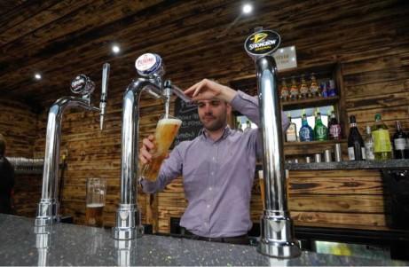 Free bar hire