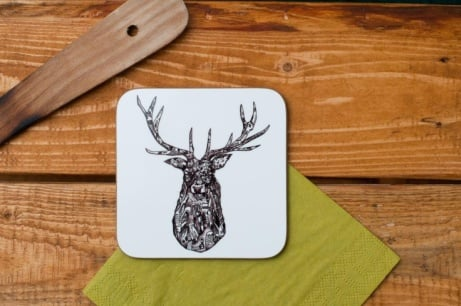 Animal Coasters are Back in Stock.