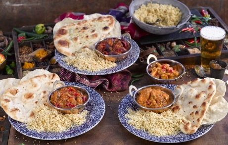 Join us for Curry Club This Thursday!