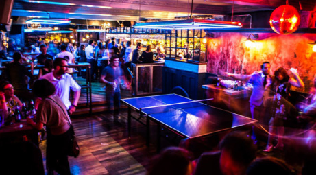 Ping Pong - £8.00 per hour or £5.00 for 30 mins!