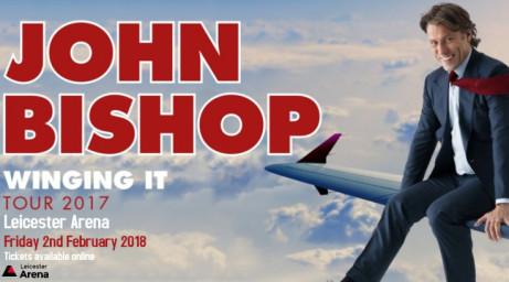John Bishop - Winging It