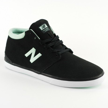 Save £22 on these New Balance Numeric Brighton High 354 Pirate Black Shoes