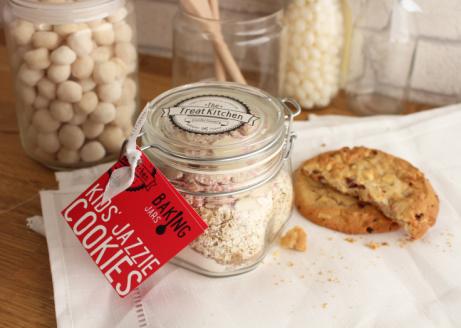Kids Jazzie Cookies Baking Jar - £9.95!