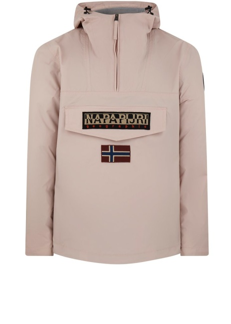 SAVE £80.00 -  Napapijri Rainforest Jacket in Pink!