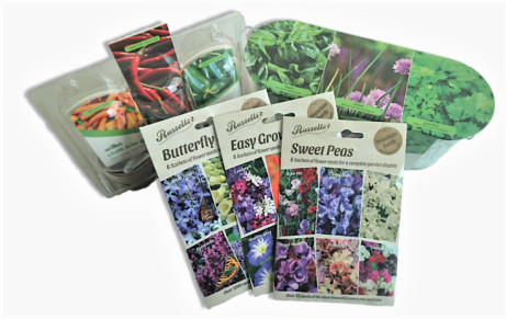 WIN a Gardening Seeds Gift Set worth £15