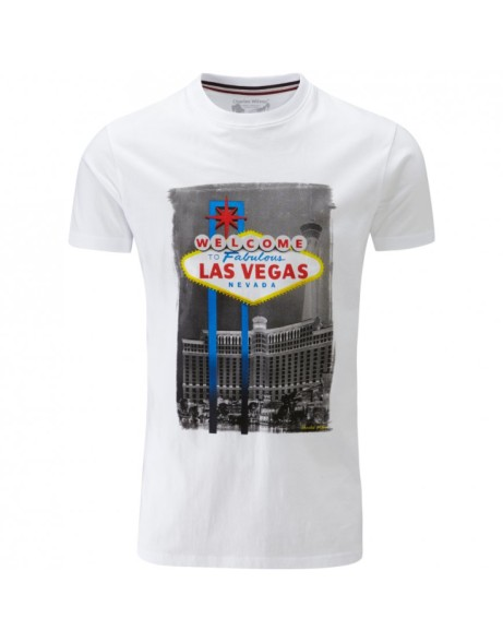 Save: £13.00 on this Las Vegas Printed Tee