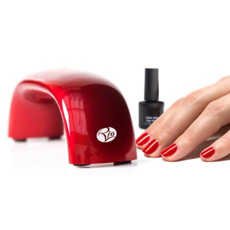 50% OFF - 14 Day UV gel nail polish & lamp kit!