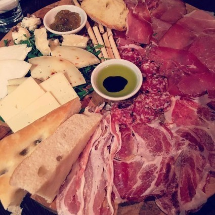 We love long weekends almost as much as we love our Italia platter!