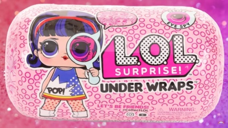 PRE-ORDER - L.O.L. Surprise! Eye Spy Series Under Wraps - £15 - Delivery 18th August!