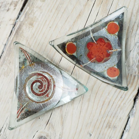 We've got a selection of beautiful work by McNeill Glass