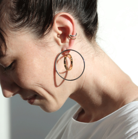 Try Shop the Rose Hoops: £60.00!