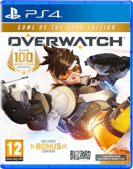 Save £25 on Overwatch - Game of the Year Edition for PS4