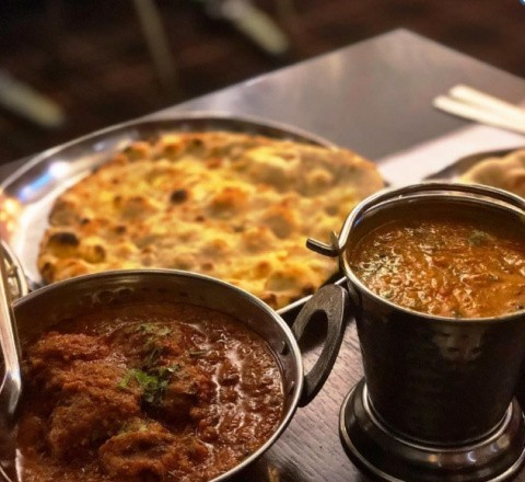 Join us for National Curry Week - Our Curry dishes start from just £5.95!