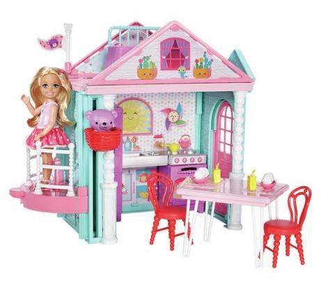 Barbie Club Chelsea Playhouse - 25% OFF!