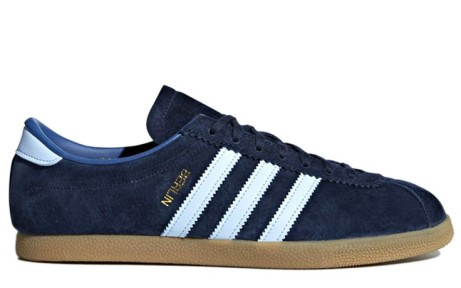 Shop Adidas on our website - Including SS18 Berlin in Dark Marine £85.00!
