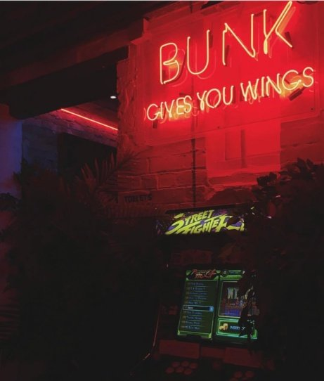 Bunk Wings giving us life! Chicken Wings all evening until 10pm are the only way to get thursdays