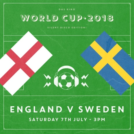 ENGLAND V SWEDEN at 3pm! Tables are already filling up fast, BOOK NOW!