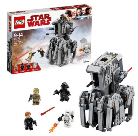 SAVE 20% on LEGO STAR WARS First Order Heavy Scout Walker!