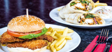 Enjoy 50% off on your mains in our restaurants