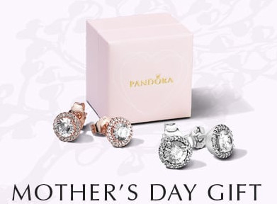 Get your Mum a Mother's Day Gift + Earn FREE EARRINGS!