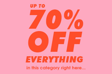 Super Mid-Season Sale: Up to 70% OFF!