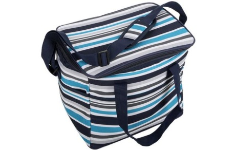 SAVE 50% OFF New Halfords Stripe Family Cool Bag!