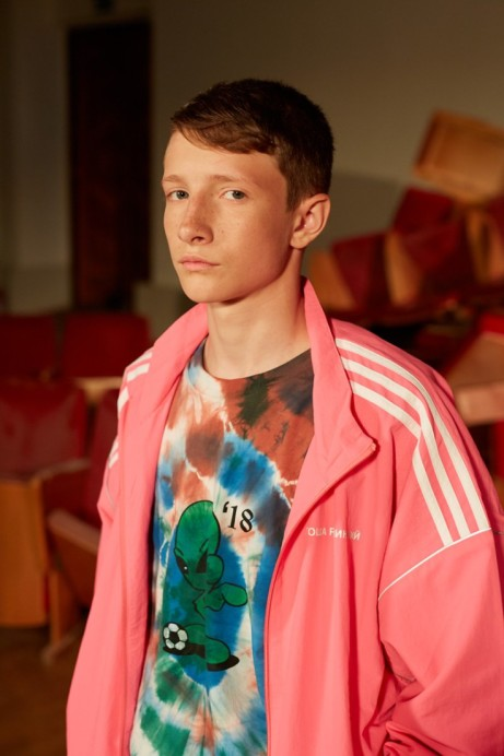 New In - Gosha Rubchinskiy SS18 in Nottingham!