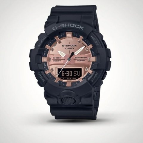 Save up to 50% on branded watches - CASIO G-SHOCK GA-800MMC-1AER WATCH