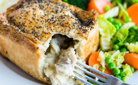 DINNER at Chef & Brewer - Get 2 courses for ONLY £12.95!