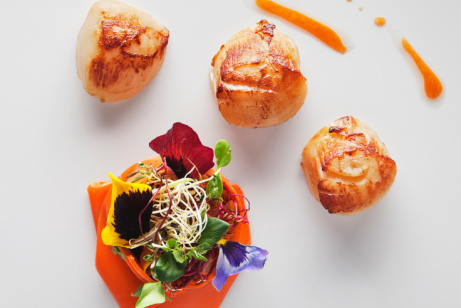 15% OFF Lunch Michelin Tasting Menu with Cava for 2 at Ametsa, London!