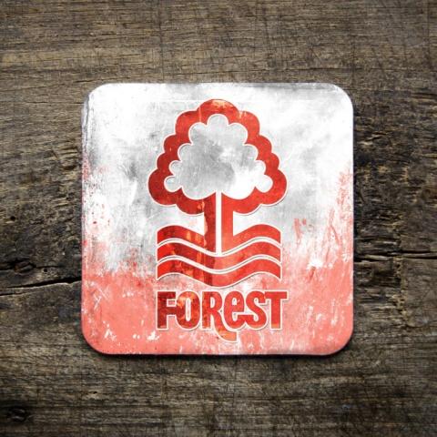 FOREST LOGO- COASTER