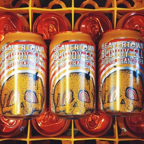 Bloody 'Ell Blood Orange IPA makes its annual arrival!