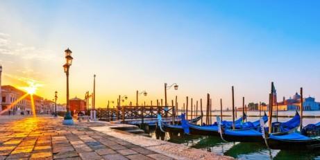 Rome & Venice: deluxe 4-night escape with flights for £169 per person