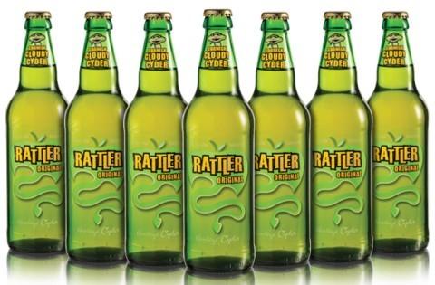 RATTLER ORIGINAL CYDER  12 x500ml - £24.96!