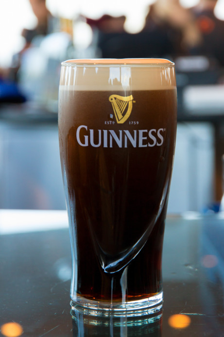 WIN 4 Pints of Guinness at Duffy's Bar on St Patrick's Day