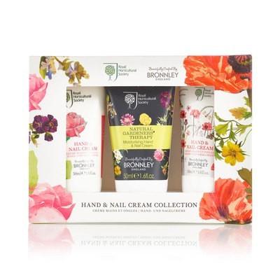 RHS Hand & Nail Cream Collection   £10.00  3 x 50ml