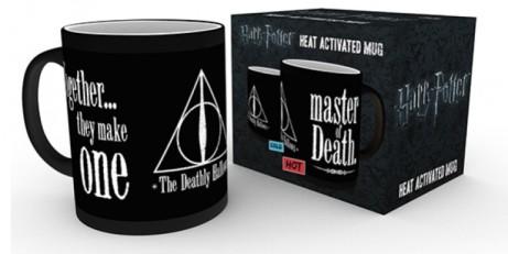 SALE - Harry Potter Deathly Hallows Heat Changing Mug!