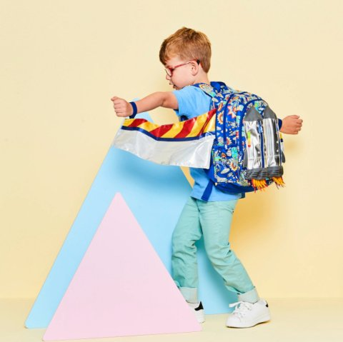 WIN - Cosmos Character Junior Backpack from Smiggle Back To School Range!