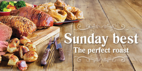 SUNDAY LUNCH - All Day from 12pm!