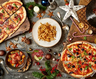 New Zizzi offers - 25% OFF ALL FOOD!