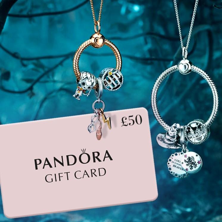 WIN - £50 Pandora Gift Card