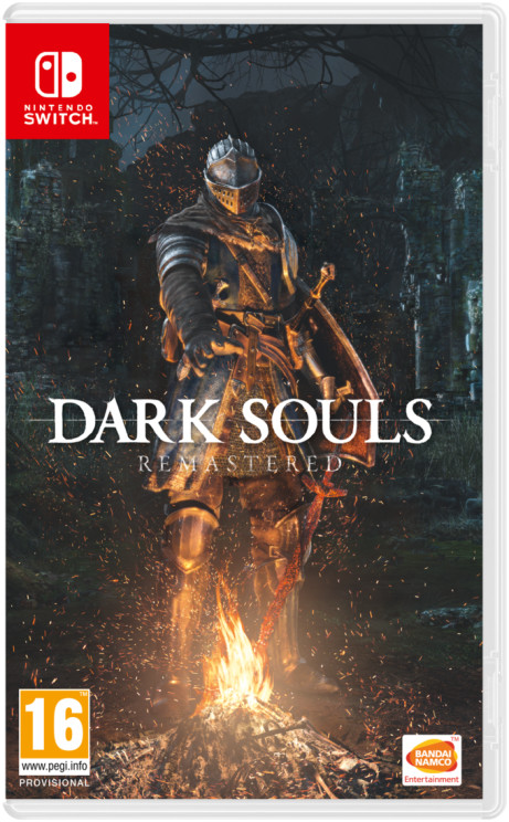Pre-Order Darks Souls: Remastered for only £60