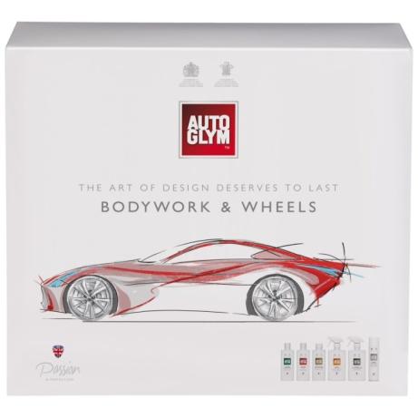 SAVE 10% on the Autoglym Perfect Bodywork & Wheels Kit!