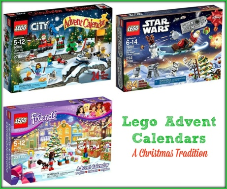 LEGO Advent Calendars - NOW IN STOCK!