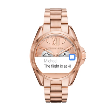 SAVE £170 on MICHAEL KORS Access Ladies Bracelet Smart Watch!