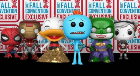 Exclusive Pop Vinyl Figures! Limited Stock!