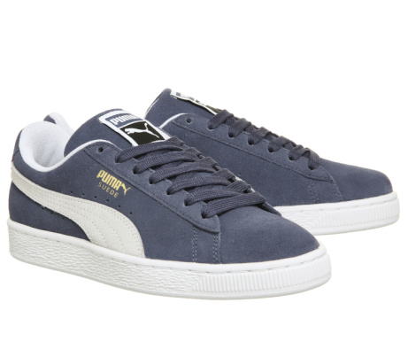 OVER 40% OFF - Puma Suede Classic Trainers!